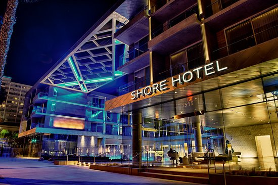 Shore Hotel exterior